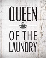 Queen Of The Laundry I Fine-Art Print