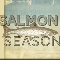 Salmon Season Fine-Art Print