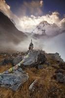 Annapurna South Fine-Art Print