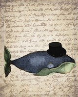 Big Whale Fine-Art Print