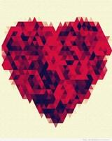 Heart Bouquet Fine-Art Print