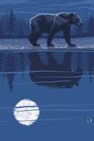 Black Bear 2 Fine-Art Print