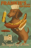 Farnkie's Hot Dogs Fine-Art Print
