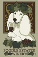 Poodle Estates Winery Fine-Art Print