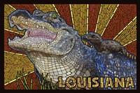Louisiana Fine-Art Print