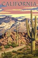 California 2 Fine-Art Print