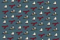 Nautical Pattern Fine-Art Print