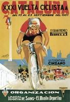 XXXI Vuelta Ciclista Fine-Art Print