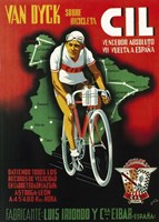 Cycling Fine-Art Print