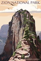 Zion National Park 3 Fine-Art Print