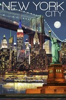 New York City 1 Fine-Art Print