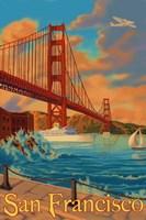 San Francisco CA Fine-Art Print