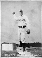 Vintage Baseball 20 Fine-Art Print