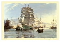 Thermopylae Leaving Foochow Fine-Art Print