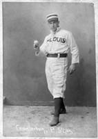 Vintage Baseball 22 Fine-Art Print