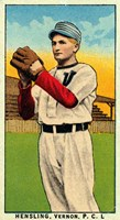 Vintage Baseball 28 Fine-Art Print