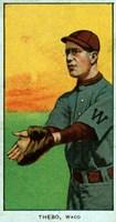 Vintage Baseball 34 Fine-Art Print