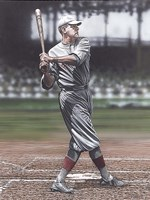Babe Ruth as a Red Sox Fine-Art Print