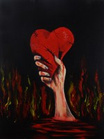 Broken Heart Fine-Art Print