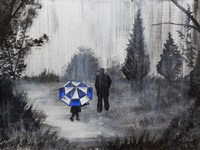 Father and Child Fine-Art Print