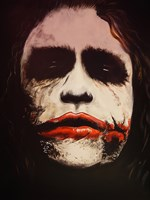 Joker Why So Serious? Fine-Art Print