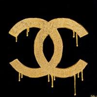 Chanel Gold Lust Fine-Art Print