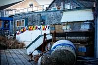 Docks Reday for the Season Fine-Art Print