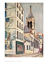 Church-St. Severin Fine-Art Print