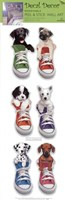 Sneaker Pups Wall Decal