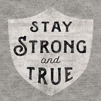 Stay Strong Fine-Art Print