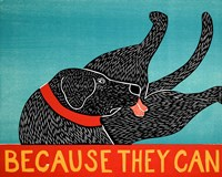 Because they Can Fine-Art Print