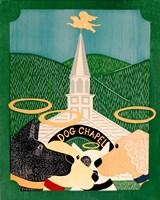 Dog Chapel II Fine-Art Print