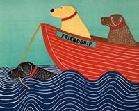 Friendship1 Fine-Art Print