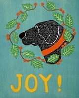 Joy Black Fine-Art Print