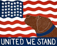 United We Stand Choc Fine-Art Print