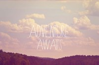 Adventure Awaits I Fine-Art Print