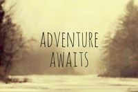 Adventure Awaits II Fine-Art Print
