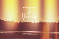 Be Fearless Fine-Art Print
