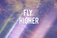Fly Higher Fine-Art Print
