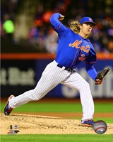 Noah Syndergaard Game 2 of the 2015 National League Championship Series Fine-Art Print