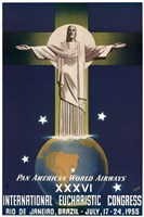 Fly To Brazil Fine-Art Print