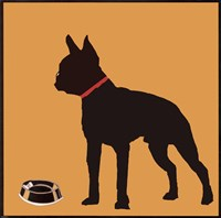 Chemaly Dog I Wall Decal