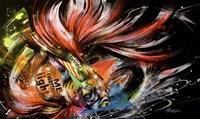 Hikari To Kage Fine-Art Print