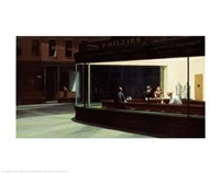 Nighthawks Fine-Art Print