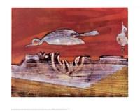 Flying Geese Fine-Art Print