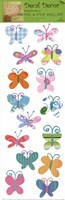 Whimsical Wings Wall Decal
