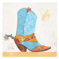 Boy Boot Fine-Art Print