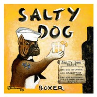 Salty Dog Fine-Art Print