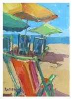 Beach Days Fine-Art Print