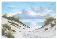 Sand and Sea Fine-Art Print